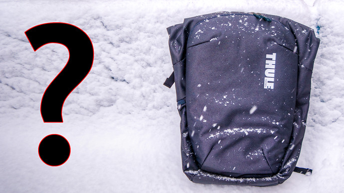 Thule's Subterra 34L Backpack Tries To Blend Hiking Design With Tech Gear