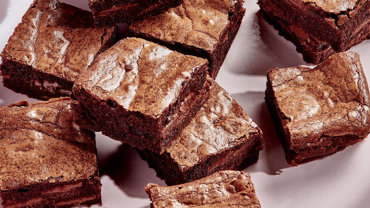Chewy Brownies: How to Make Them