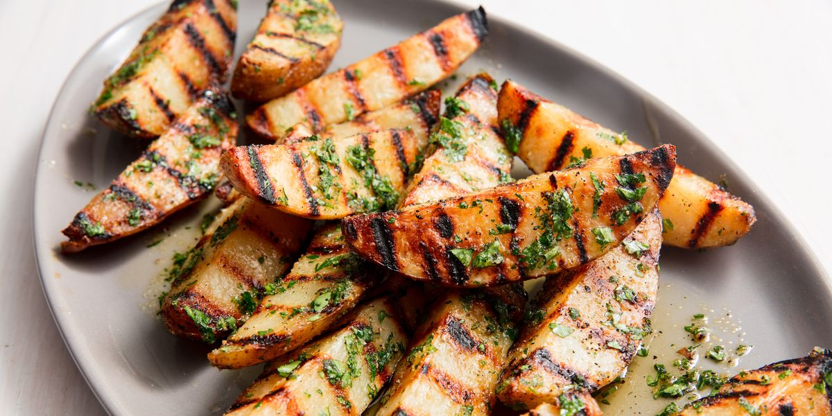Best Grilled Potatoes Recipe