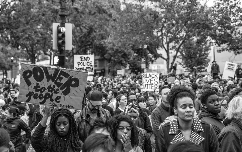Killings by Police Declined after Black Lives Matter Protests