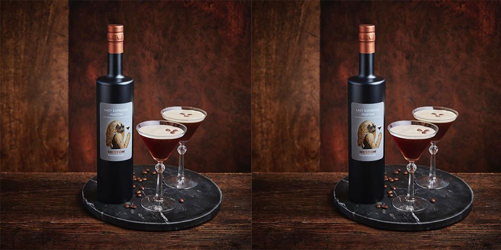 Heston Blumenthal Creates Lazy Espresso Martini For Waitrose