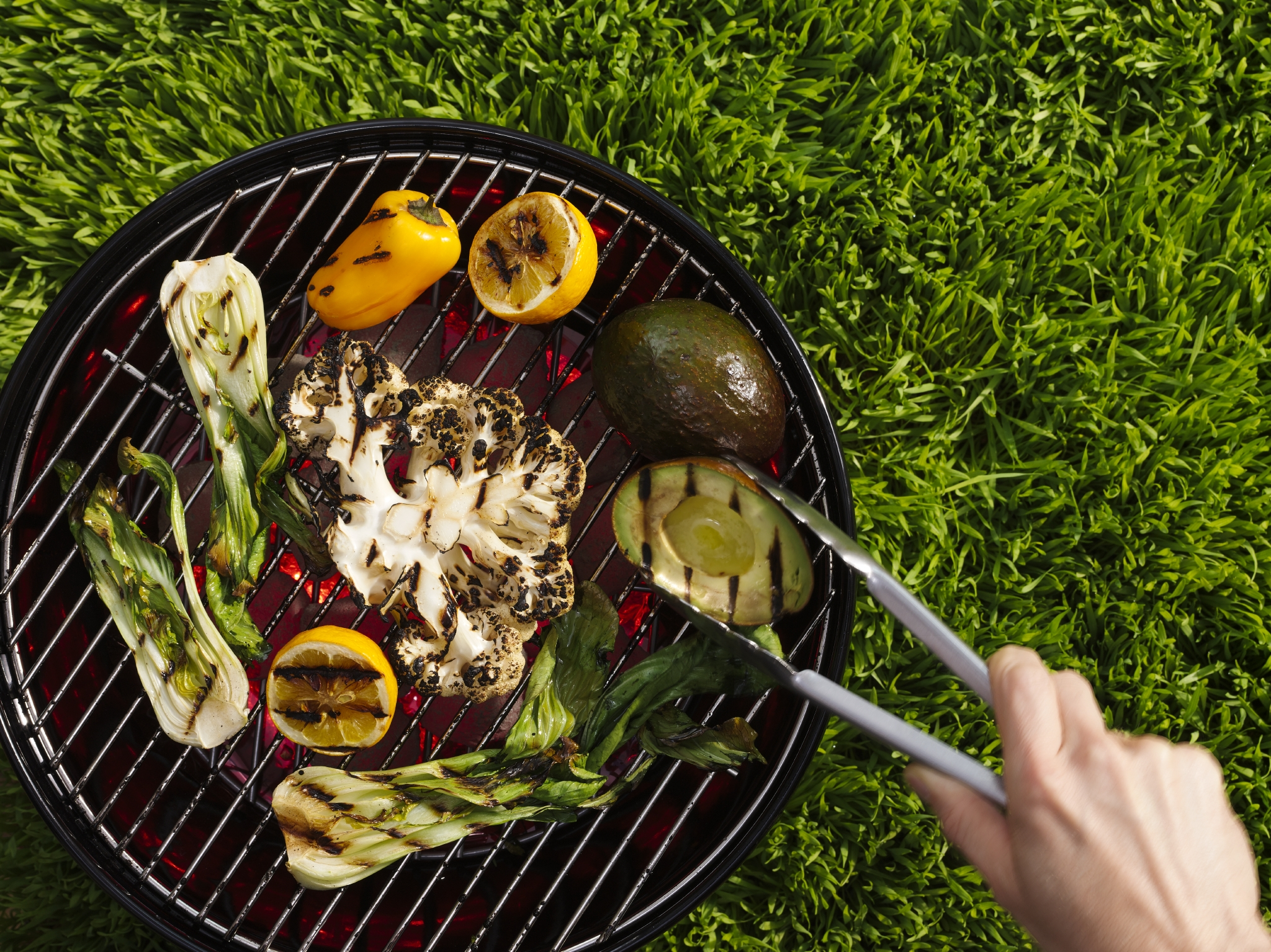 Your Guide to Vegan Grilling