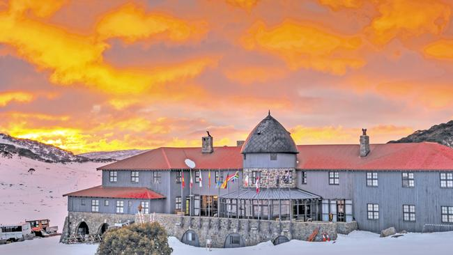Click Frenzy 2020: Save 45 per cent on Charlotte Pass ski resort accommodation