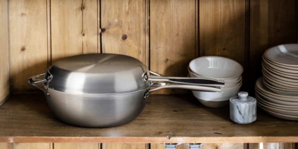 The IG-Famous Proclamation Goods Stainless Steel Duo Is On Sale Now