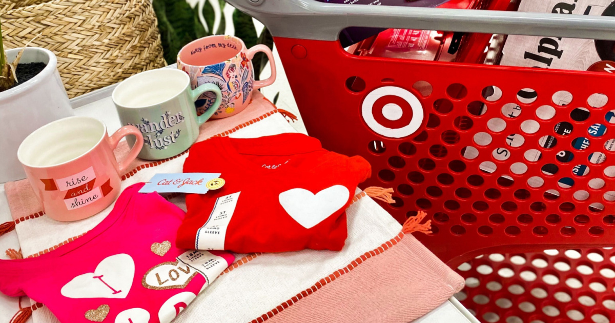 Best Target Weekly Ad Deals 1/31-2/6 (Save Big on V-Day Goodies, Baby Gear & More!)
