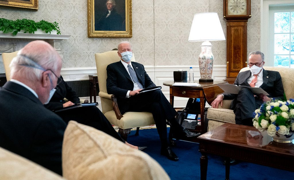 How Joe Biden Has Changed the 'Toxic Tone' in the Oval Office