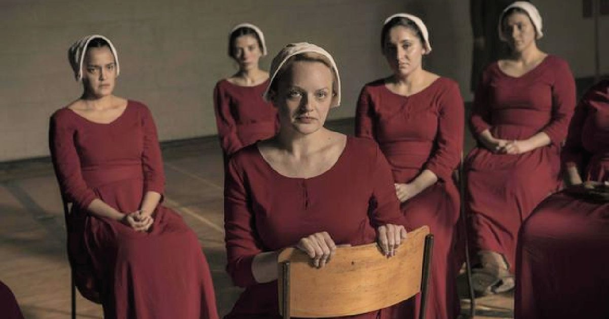 """12 Holy Facts About \""""The Handmaid's Tale\"""""""