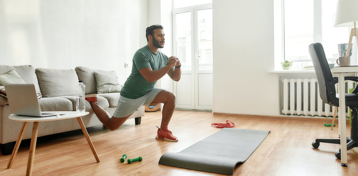 Thirty minutes' exercise won't counteract sitting all day, but adding light movement can help – new research