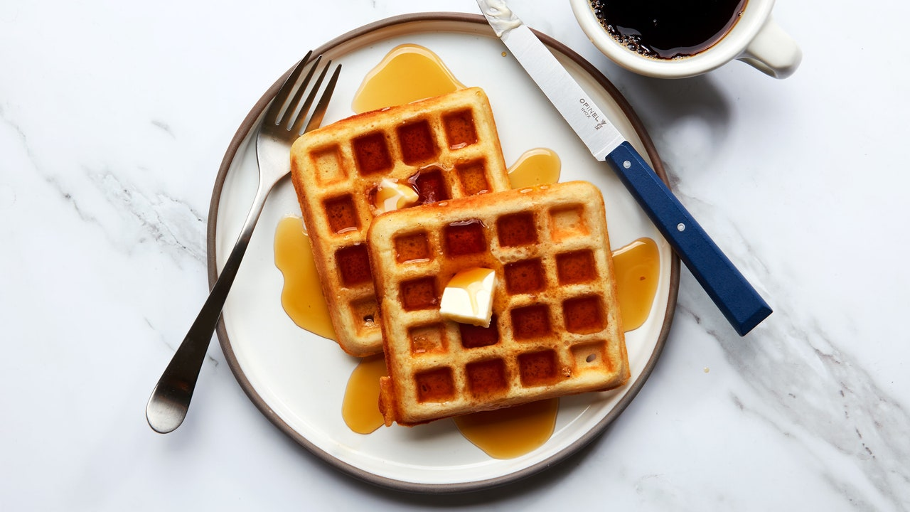 The Only Good Waffle Is a Crispy Waffle