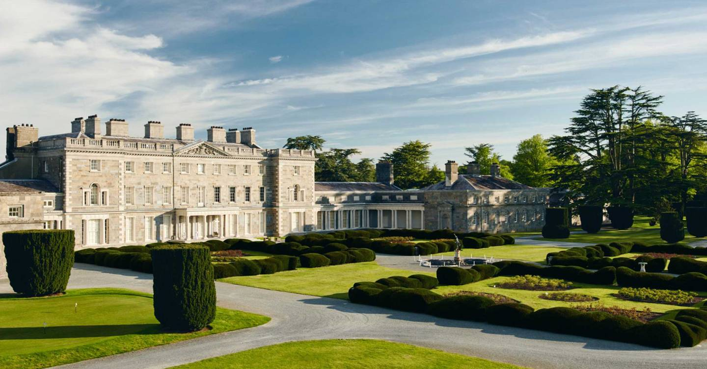 Win a two-night country-manor stay in Ireland