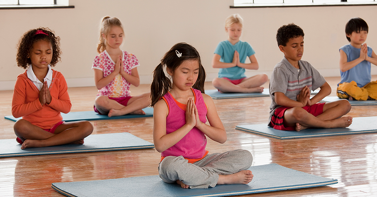 Parenting Connection: Starting a mindfulness practice with your child