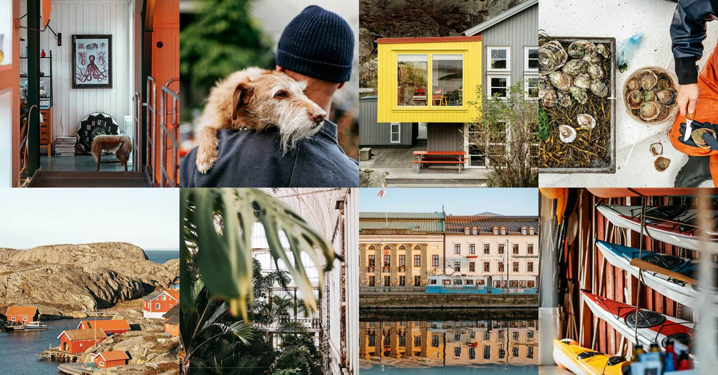 A road trip through Gothenburg, the most sustainable city in the world