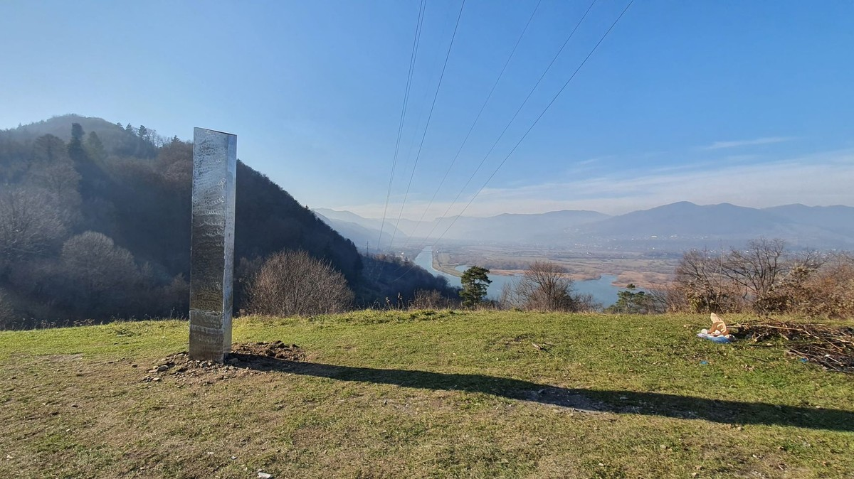 Mysterious Monolith Update: New Mysterious Monolith Appears in Romania