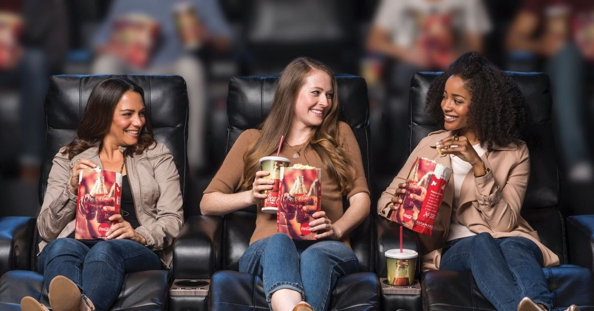 FREE Private Halloween Watch Party w/ 20 Guests at Cinemark Theatres