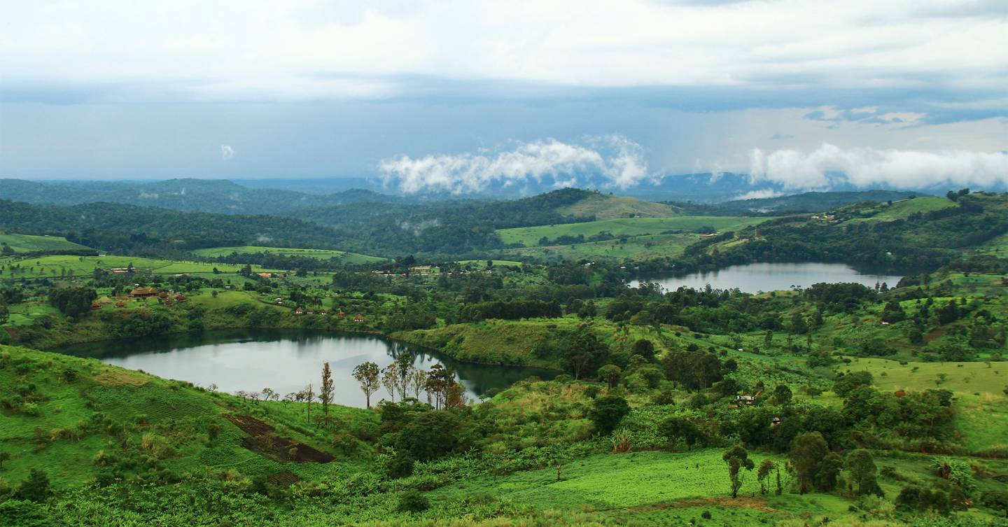 Why Uganda is Giles Foden's favourite creative retreat