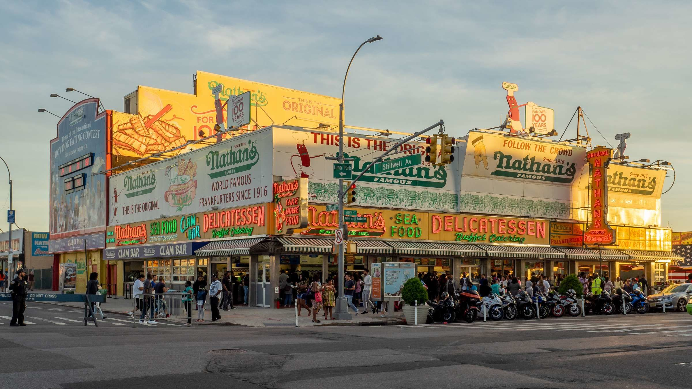 14 Hot and Juicy Facts About Nathan's Famous