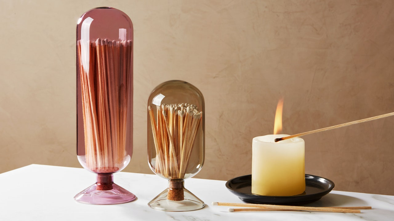 Light Up Your Life With Fancy Matches