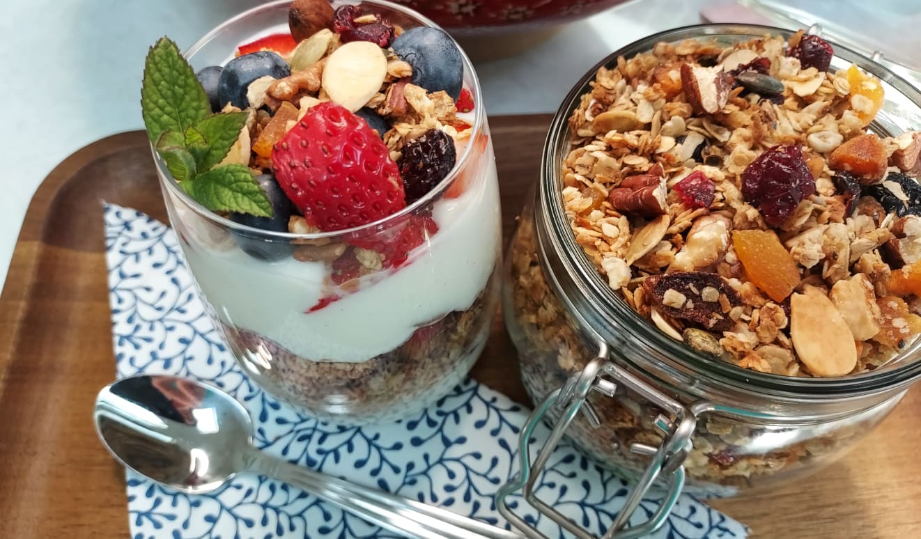 GAA launch Recipes for Success healthy eating videos