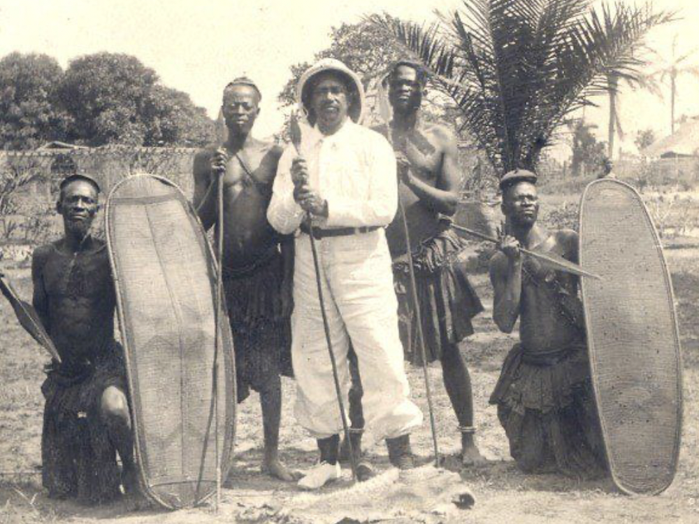 Into the Heart of Africa With William Sheppard, the 'Black Livingstone'