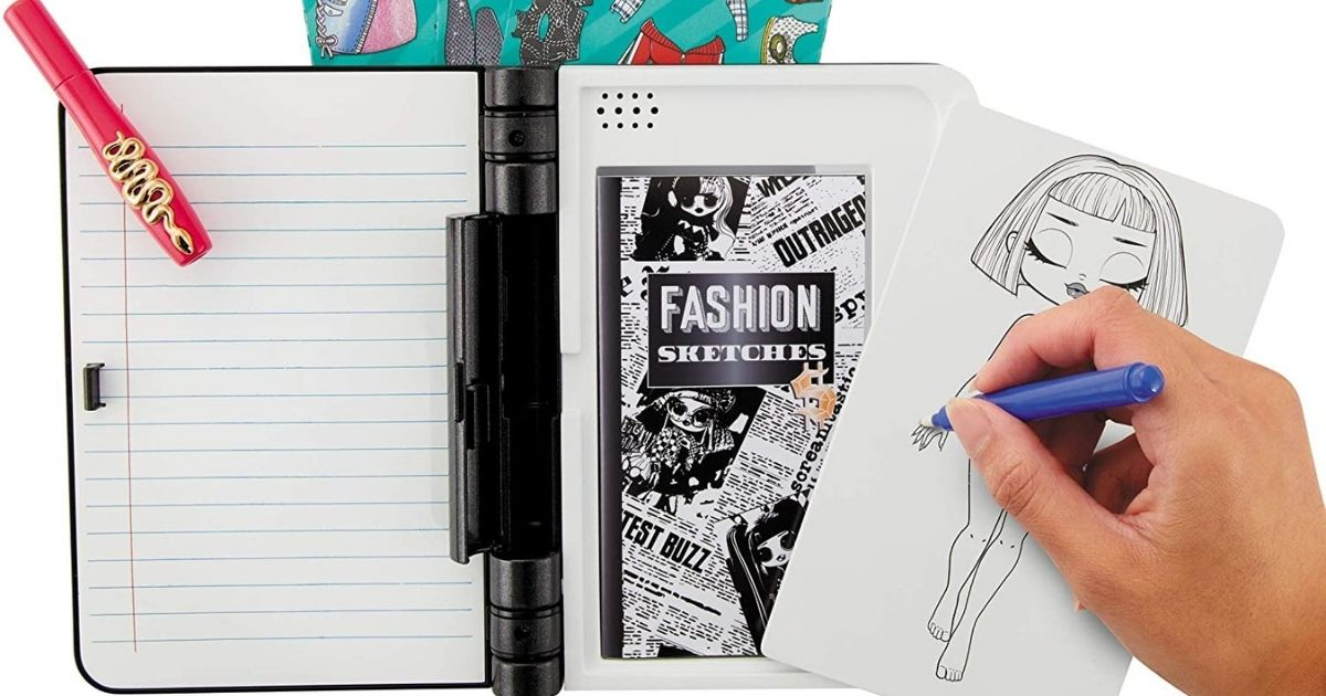 L.O.L. Surprise! OMG Fashion Journal Only $12.74 on Amazon (Regularly $25)