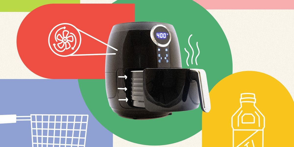 How to Use an Air Fryer: A Beginner's Guide
