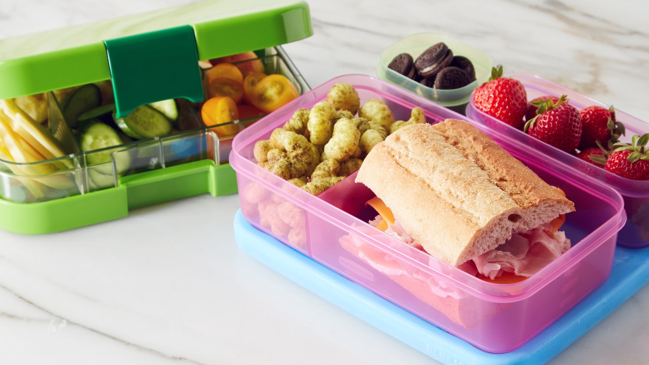 All the Back-to-Camp Lunch Supplies You Need