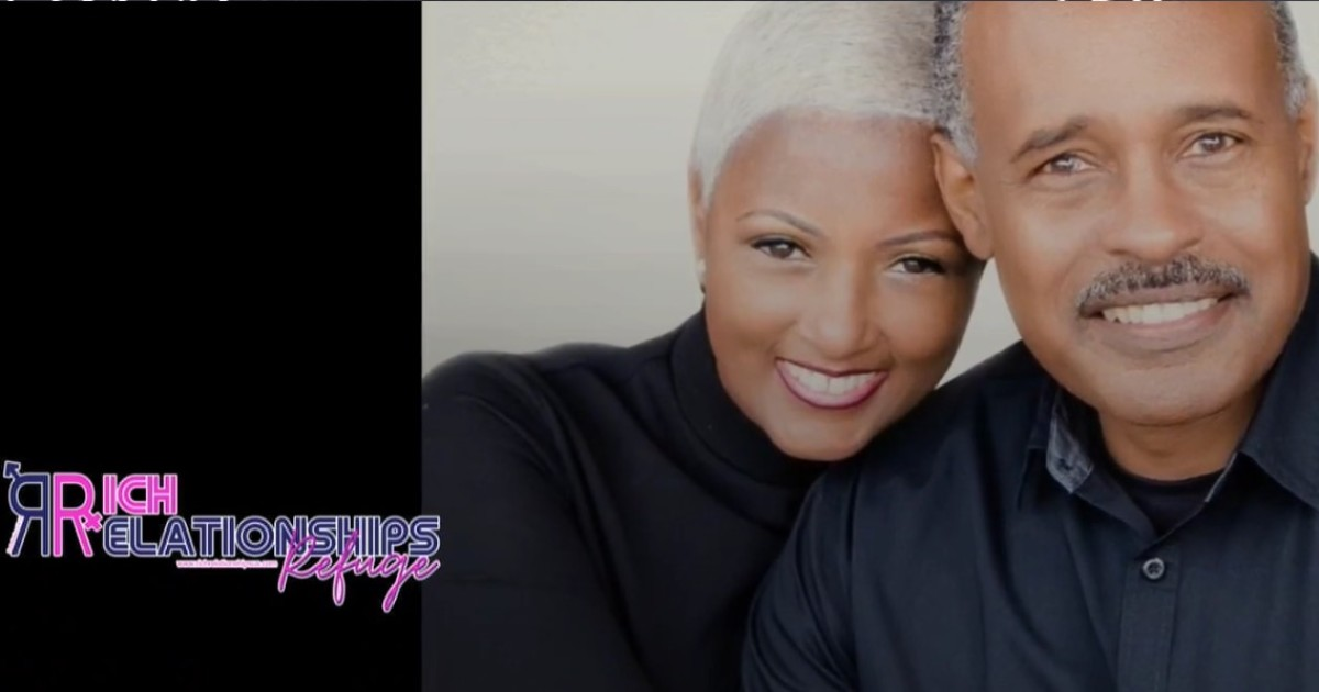 Rich relationships: Detroit couple shares their mission and message