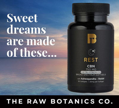 Raw Botanics Launches As The Nation's Premier Luxury Wellness Brand with 100% Natural Exotic Cannabinoids, Functional Mushrooms and Adaptogens