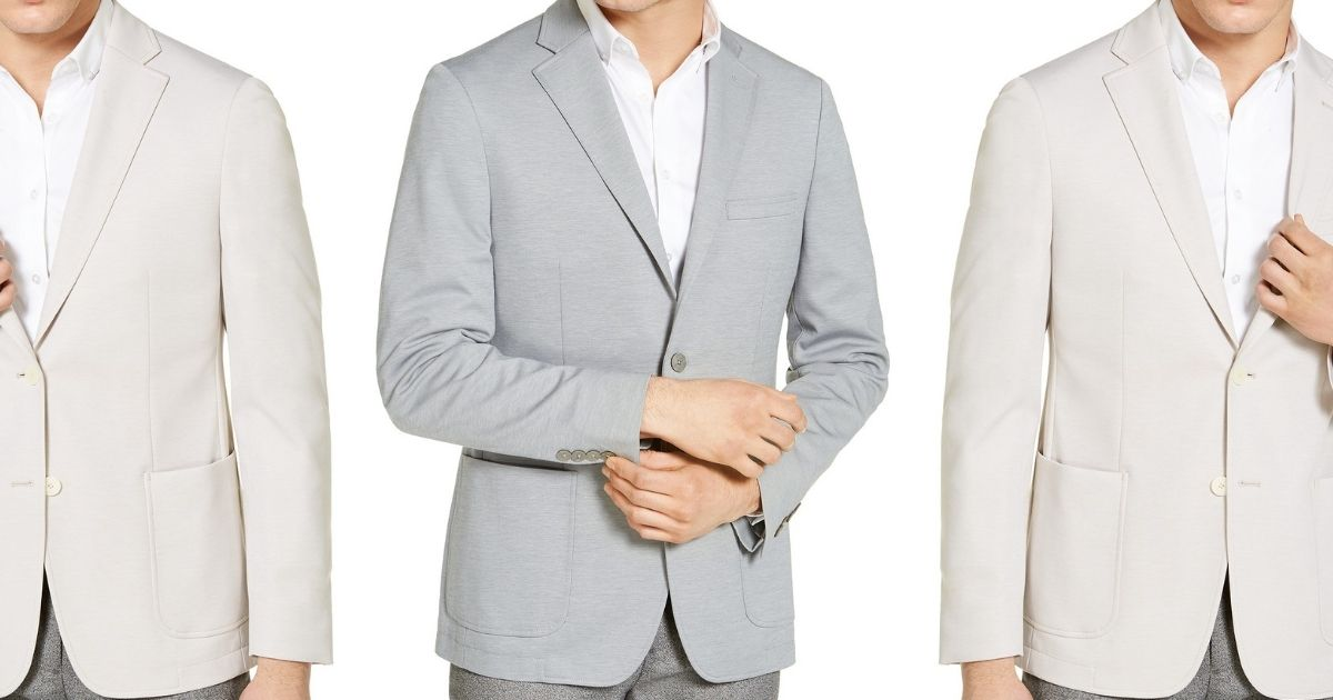 Calvin Klein Men's Sport Coat Only $29.99 Shipped on Macys.com