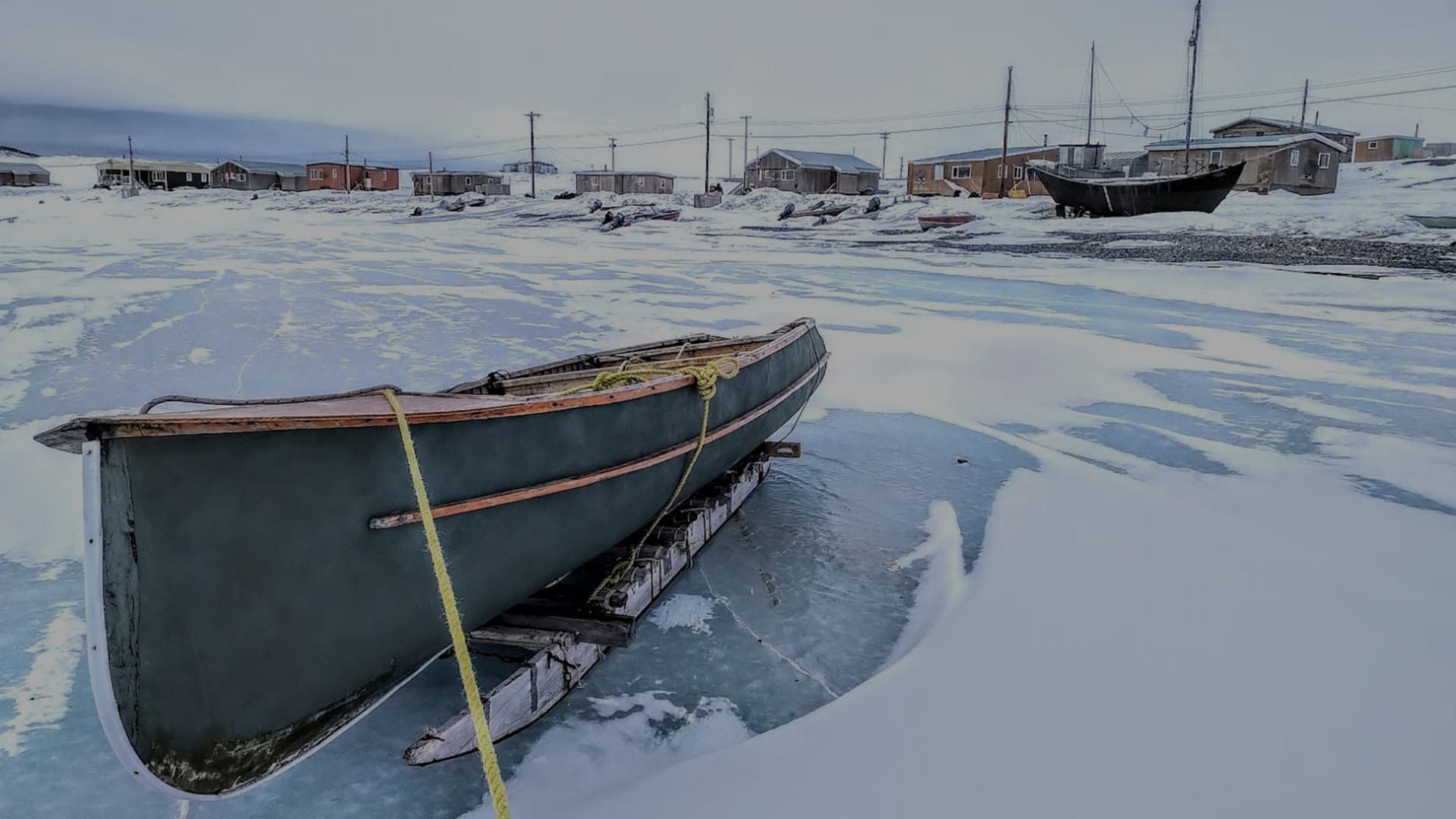 Hunger in the Arctic prompts focus on causes, not symptoms