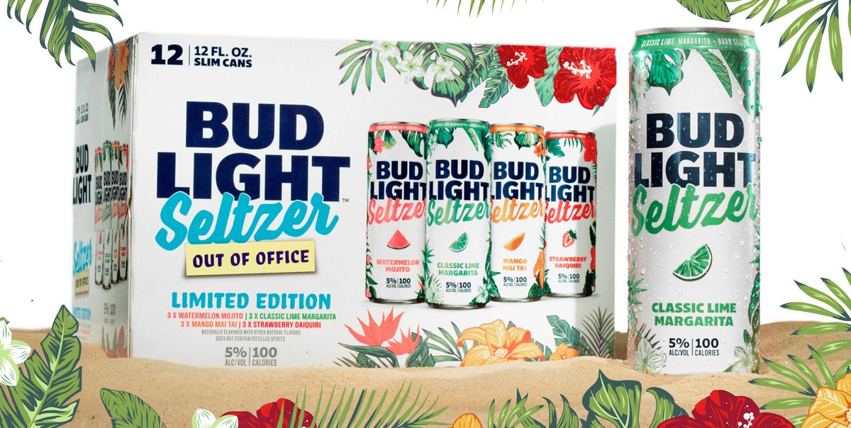 Bud Light Seltzer Has An Out Of Office Variety Pack For Summer