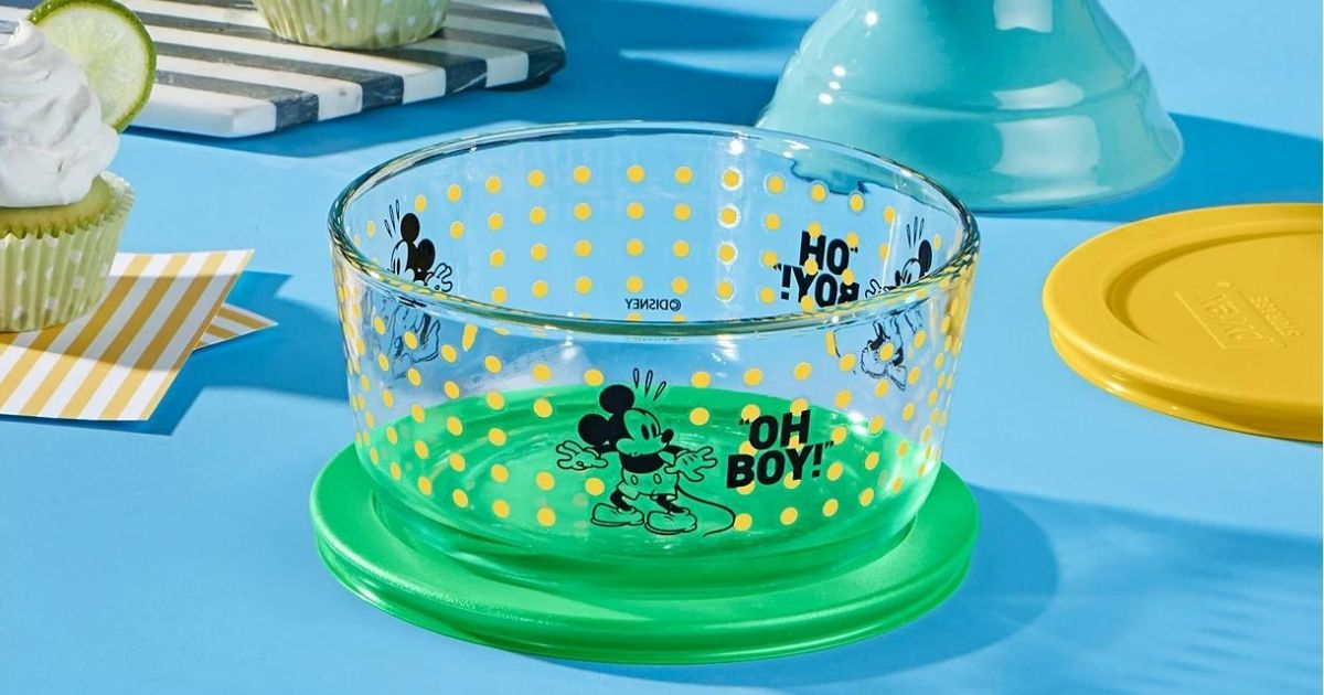 Pyrex Disney & Star Wars Food Storage Container Sets from $14.99 - Hip2Save