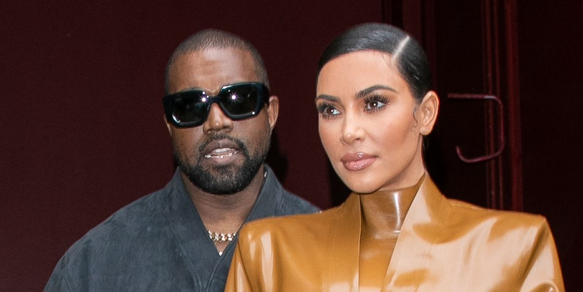 Kim And Kanye Are Reportedly Not On The Same Page About How Their Kids Should Be Raised