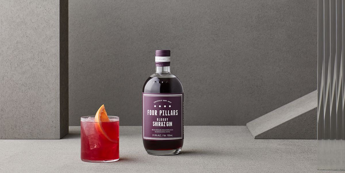 You Can Now Buy A Purple Bloody Shiraz Gin At Waitrose
