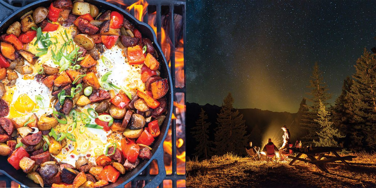 Cooking Over A Campfire Will Change Your Life