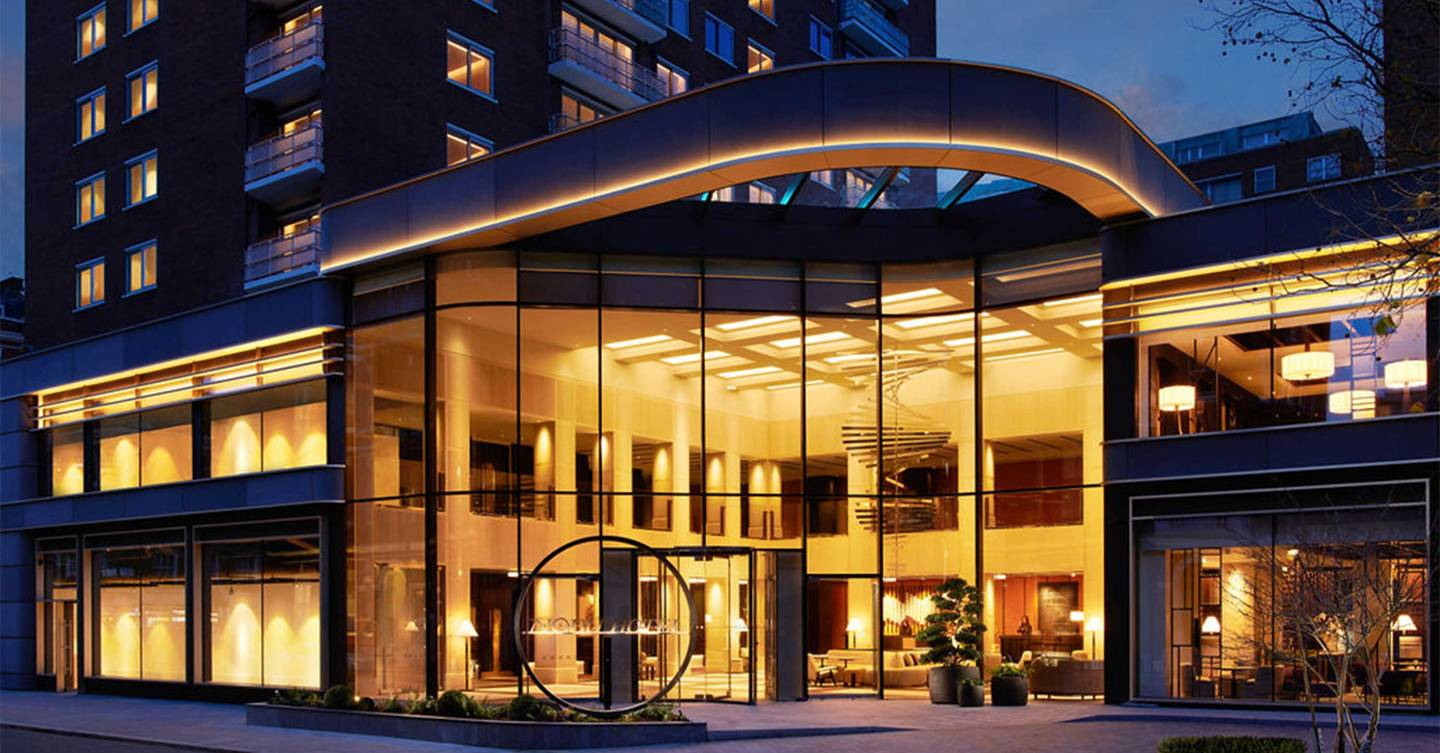 Win a two-night stay at the new Nobu Hotel in London