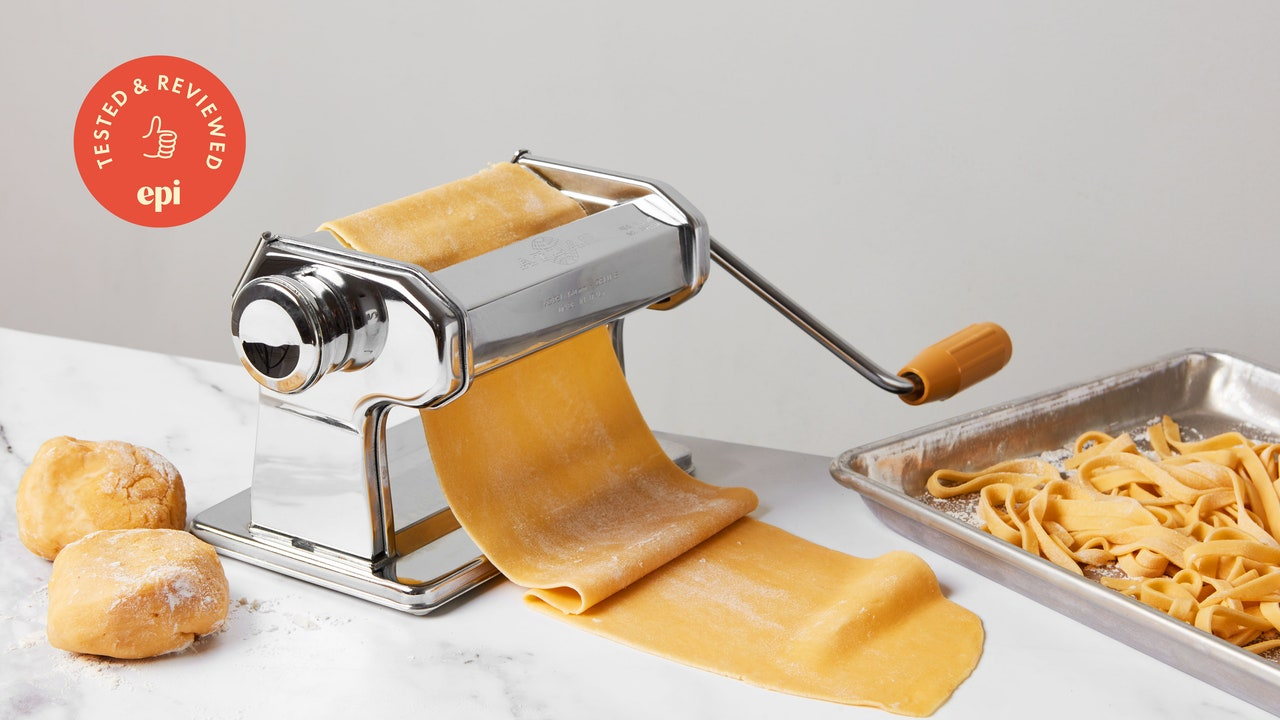 The Best Pasta Makers of 2021: Tested & Reviewed