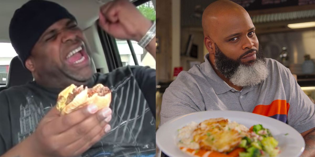 Daym Drops on Netflix Show 'Fresh, Fried, & Crispy,' Reviewing Fast Food and More