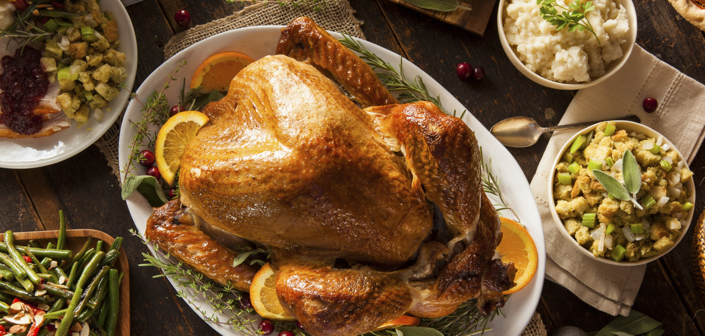 A Thanksgiving Menu with Cancer-Fighting Fiber, Vitamins and Minerals