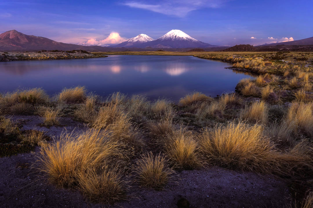 Lauca National Park, Arica, Chile by Andres Puiggros