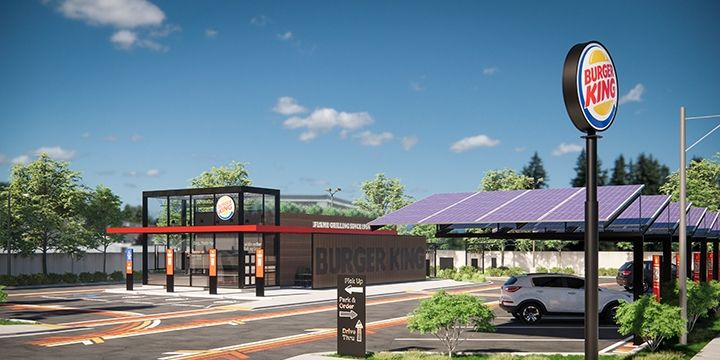 Burger King Is Set To Release New Restaurant Designs In 2021