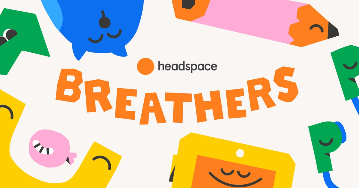 Headspace's New Series For Families Will Help Incorporate Mindfulness Into Your Daily Lives