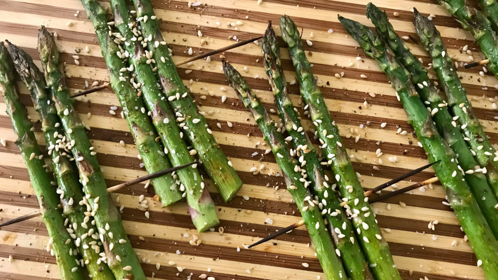 Recipes: Asparagus is tasty, but what's the best way to cook it?