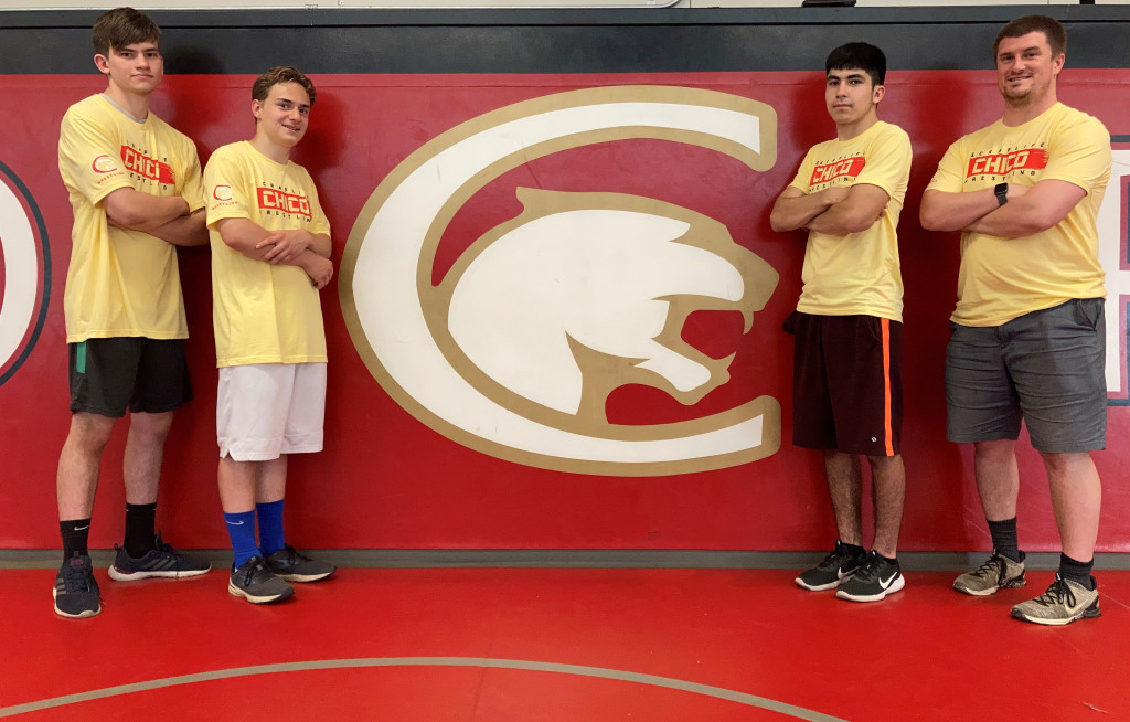 'It's going to be a movement': Chico High autistic wrestlers thrive on the mat