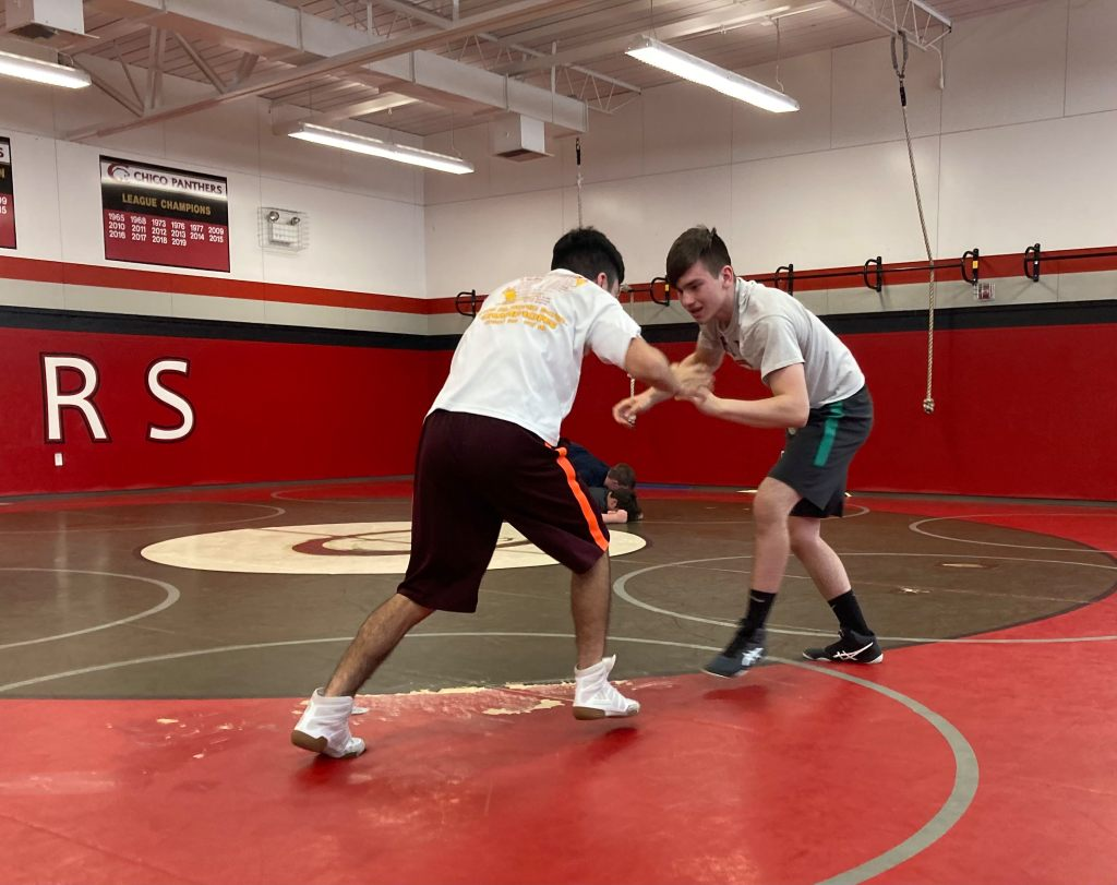 'It's going to be a movement': Northern California autistic wrestlers thrive on the mat