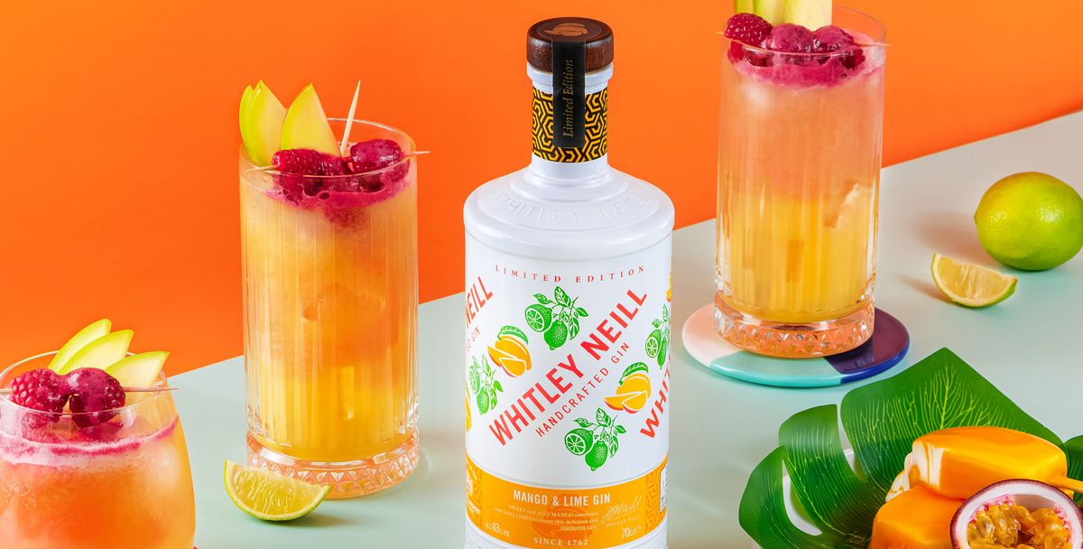 Whitley Neill's Mango And Lime Gin Is Inspired By Sri Lanka