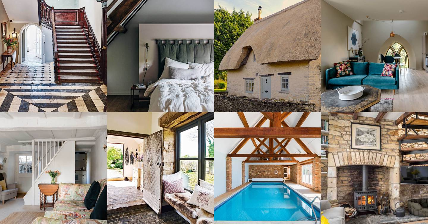 The best Airbnbs in the Cotswolds, UK