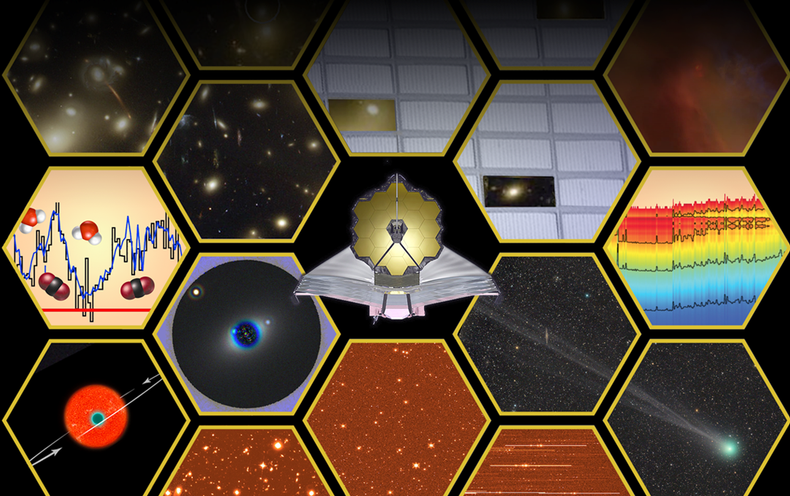 The James Webb Space Telescope's First Year of Extraordinary Science Has Been Revealed