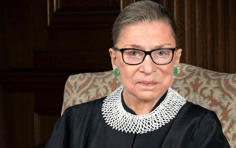 Ruth Bader Ginsburg's Death Is One More Terrible Blow in a Year of Loss