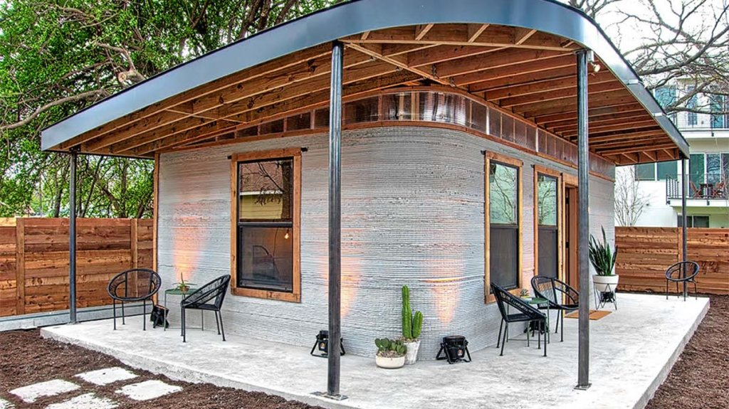 3-D-Printed Houses Could Revolutionize Affordable Housing